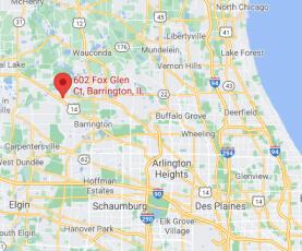 Google Map - Barrington Office Location